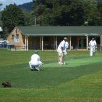 Veteran's Cricket - Graeme Le Brocq