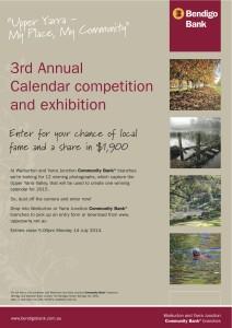 Calendar Comp Promotional Poster 2014-lo