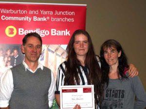 YOUTH INITIATIVE 2013: Skye Johnston